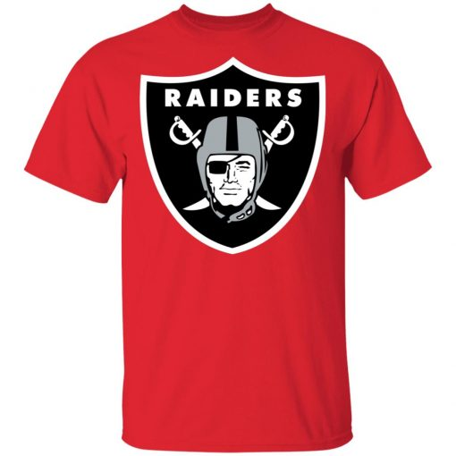 Oakland Raiders NFL Line by Fanatics Branded Black Victory Men T-Shirt