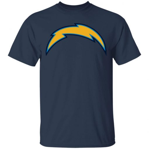 Los Angeles Chargers NFL Pro Line by Fanatics Branded Gray Victory Arch Men T-Shirt