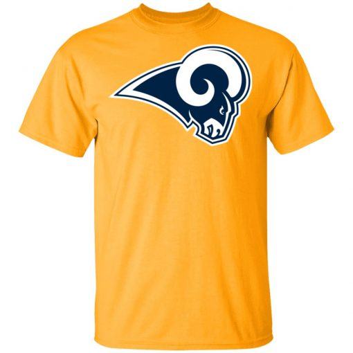 Los Angeles Rams NFL Pro Line by Fanatics Branded Gray Victory Men T-Shirt