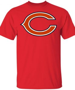 Chicago Bears NFL Pro Line Gray Victory Men T-Shirt
