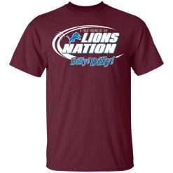 A True Friend Of The Lions Nation Youth T-Shirt