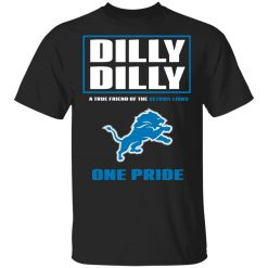 A True Friend Of The Detroit Lion Youth T-Shirt