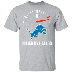 Fueled By Haters Maximum Fuel Detroit Lions Youth T-Shirt