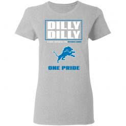A True Friend Of The Detroit Lion Women T-Shirt