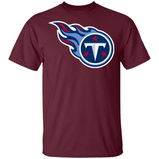 Tennessee Titans NFL Pro Line by Fanatics Branded Light Blue Youth T-Shirt