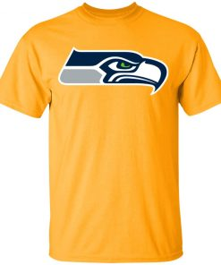 Seattle Seahawks NFL Pro Line Gray Victory Youth T-Shirt