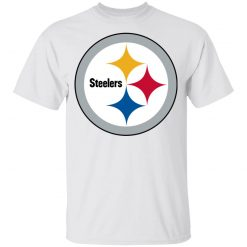 Pittsburgh Steelers NFL Pro Line Gray Victory Youth T-Shirt