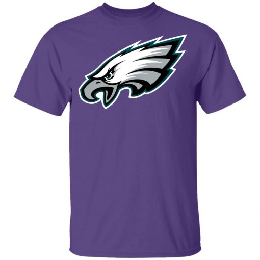Philadelphia Eagles NFL Pro Line Gray Victory Youth T-Shirt