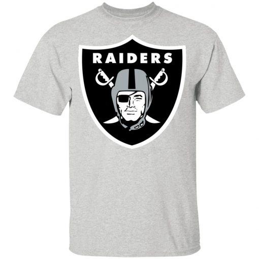 Oakland Raiders NFL Line by Fanatics Branded Black Victory Youth T-Shirt