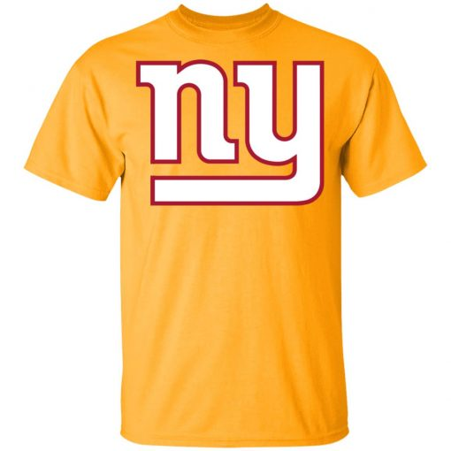 New York Giants NFL Pro Line Gray Victory Youth T-Shirt