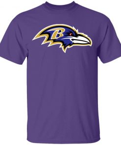 Baltimore Ravens NFL Pro Line by Fanatics Branded Gray Victory Youth T-Shirt