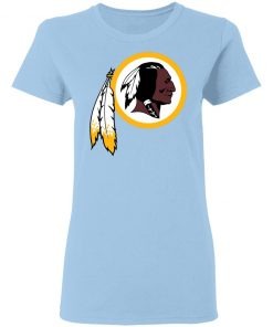 Washington Redskins NFL Pro Line by Fanatics Branded Gray Victory Women T-Shirt