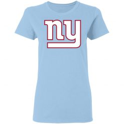 New York Giants NFL Pro Line Gray Victory Women T-Shirt
