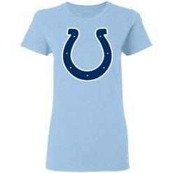 Indianapolis Colts NFL Pro Line Gray Victory Women T-Shirt