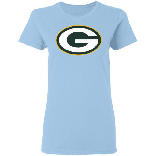 Green Bay Packers NFL Pro Line by Fanatics Branded Gold Victory Women T-Shirt
