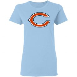 Chicago Bears NFL Pro Line Gray Victory Women T-Shirt