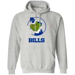 I Hate People But I Love My Buffalo Bills Grinch NFL Hoodie