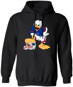 You Cannot Win Against The Donald Buffalo Bills NFL Hoodie