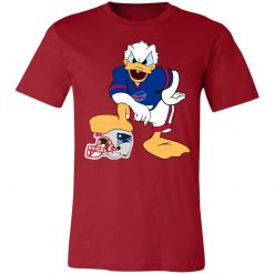 You Cannot Win Against The Donald Buffalo Bills NFL Unisex Jersey Tee