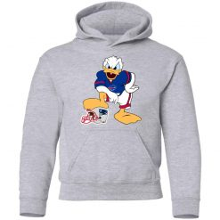 You Cannot Win Against The Donald Buffalo Bills NFL Youth Hoodie