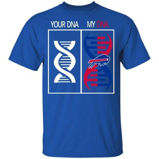 My DNA Is The Buffalo Bills Football NFL Youth T-Shirt