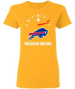 Fueled By Haters Maximum Fuel Buffalo Bills Women's T-Shirt