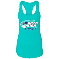 A True Friend Of The Bills Nation Racerback Tank