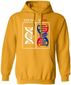 My DNA Is The Buffalo Bills Football NFL Hoodie