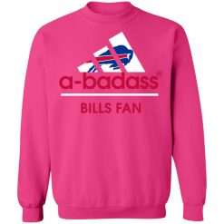A-Badass Buffalo Bills Mashup Adidas NFL Sweatshirt