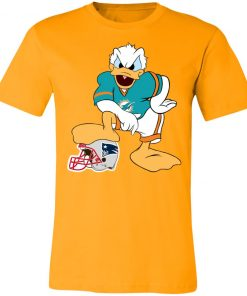 You Cannot Win Against The Donald Miami Dolphins NFL Unisex Jersey Tee