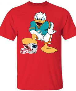 You Cannot Win Against The Donald Miami Dolphins NFL Men's T-Shirt
