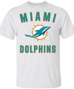 Miami Dolphins NFL Pro Line by Fanatics Branded Aqua Vintage Victory Youth's T-Shirt
