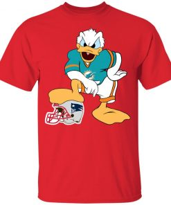 You Cannot Win Against The Donald Miami Dolphins NFL Youth's T-Shirt