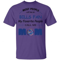 Most People Call Me Buffalo Bills Fan Football Mom Youth's T-Shirt