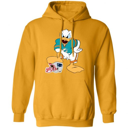 You Cannot Win Against The Donald Miami Dolphins NFL Hoodie