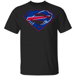 We Are Undefeatable The Buffalo Bills x Superman NFL Youth's T-Shirt