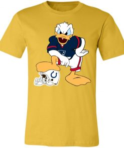You Cannot Win Against The Donald New England Patriots NFL Unisex Jersey Tee