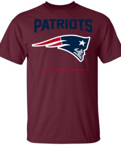 New England Patriots NFL Pro Line Black Team Youth's T-Shirt
