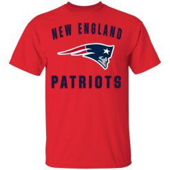 New England Patriots NFL Pro Line Gray Victory Youth's T-Shirt