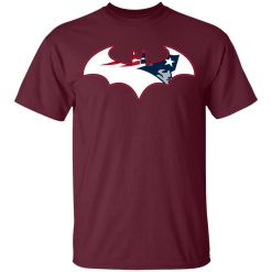 We Are The New England Patriots Batman NFL Mashup Youth's T-Shirt