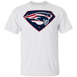 We Are Undefeatable The New England Patriots x Superman NFL Youth's T-Shirt