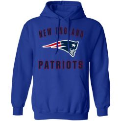 New England Patriots NFL Pro Line Gray Victory Hoodie
