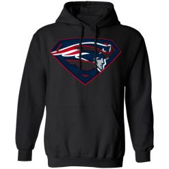 We Are Undefeatable The New England Patriots x Superman NFL Hoodie