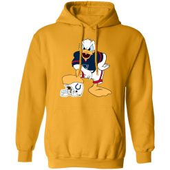 You Cannot Win Against The Donald New England Patriots NFL Hoodie