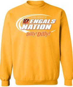 A True Friend Of The Bengals Nation Sweatshirt