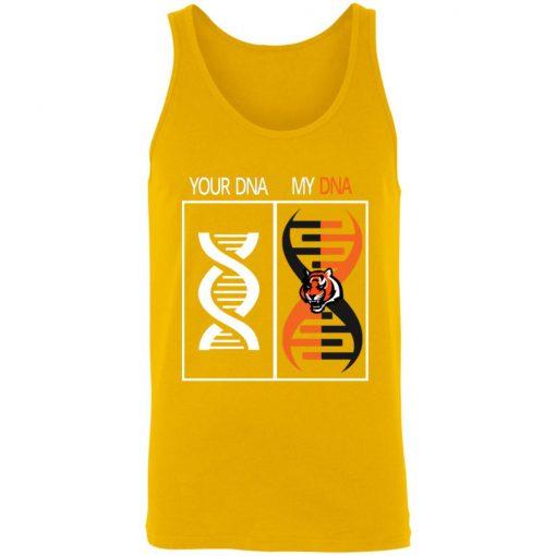 My DNA Is The Cincinnati Bengals Football NFL 3480 Unisex Tank