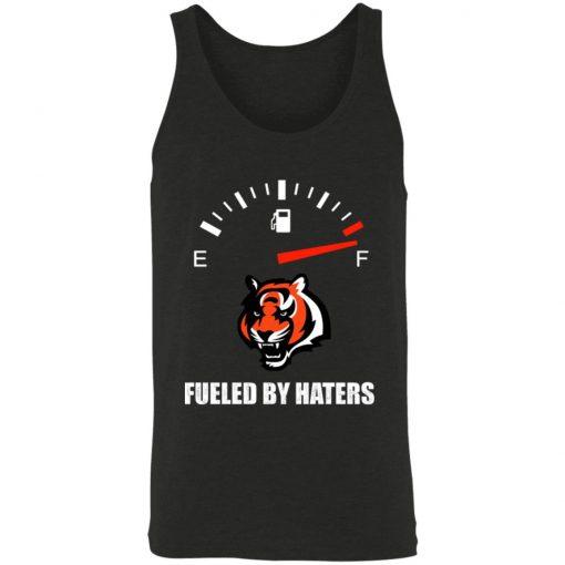 Fueled By Haters Maximum Fuel Cincinnati Bengals Unisex Tank
