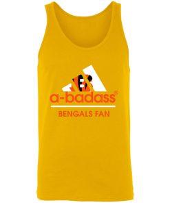 A-Badass Cincinnati Bengals Mashup Adidas NFL Unisex Tank