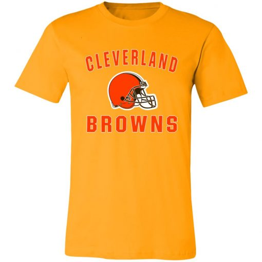 Private: Cleveland Browns NFL Line by Fanatics Branded Brown Victory Unisex Jersey Tee