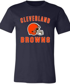 Cleveland Browns NFL Line by Fanatics Branded Brown Victory Unisex Jersey Tee